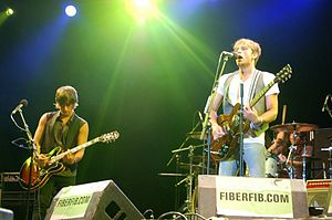 Kings of Leon at FIB (Benicàssim).