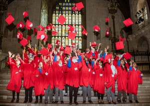 Final Mosaic Primary Graduation of the Academic Year takes place at the House of Lords, London