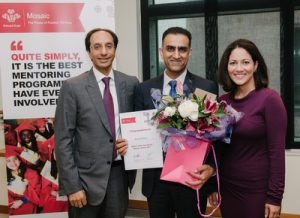 Mentors of the Year for London and South East announced at end of year celebration