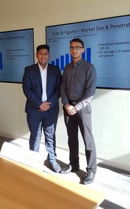 Mosaic paves way for work experience placements at Apax Partners