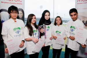 Dixons Kings Academy crowned champions in Yorkshire Regional Final of the 2016 Enterprise Challenge