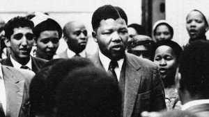 Mandela and peers