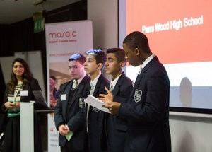 Mentoring breeds confidence at Parrs Wood High School