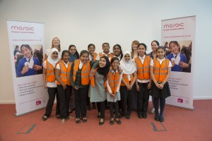 Mosaic London Primary Grad - 10 July 2015