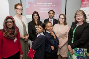 The winners and speakers from our special North West End of Year event