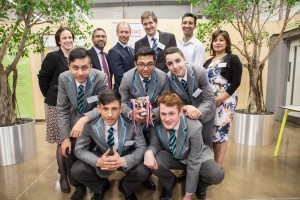 Langley Academy crowned South East Enterprise Challenge champions and march onto London Grand Finals