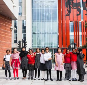 Birmingham City University hosts final West Midlands Primary School Graduation of 2018