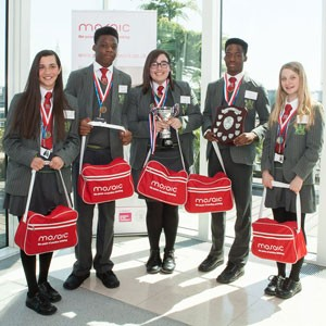 Skinners' are winners! Skinners' Academy take first place at Enterprise Challenge Grand Finals 2015